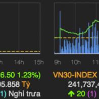 VN-Index lập đỉnh mới