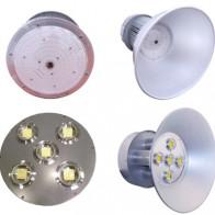 5 công suất đèn LED nhà xưởng được sử dụng phổ biến nhất