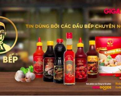 """Giga1 khởi động chương trình khuyến mãi """"Ông Bếp trên tay - Vàng bay về nhà"""""""